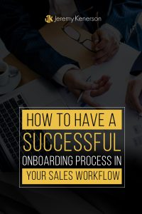 Business meeting on How to Have a Successful Onboarding Process in Your Sales Workflow