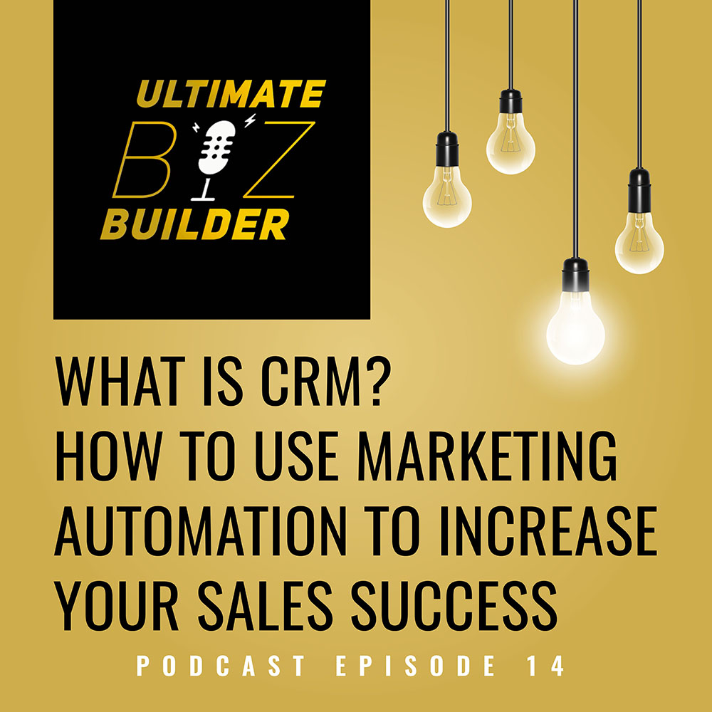 Two men having a meeting about What is CRM and How to Use Marketing Automation to Increase Your Sales Success.